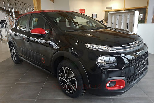 Citroën C3 Shine 1.2 PureTech S&S 82cv