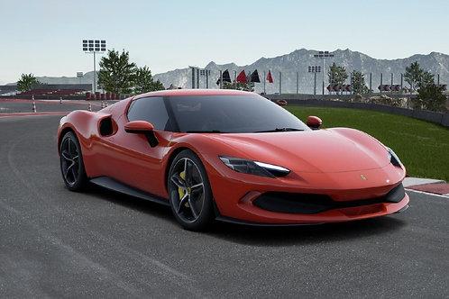 Ferrari 296 GTB 829cv