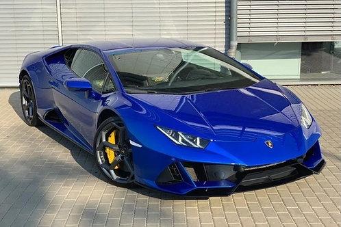 Lamborghini Huracán Coupé EVO 639 cv