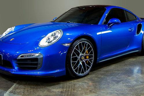Porsche 991 Turbo S 560 cv