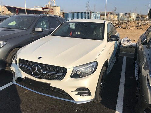 Mercedes-Benz GLC AMG 43 4Matic  367 cv