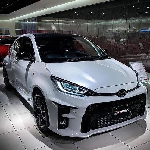 Toyota GR Yaris RZ Circuit Pack 261cv