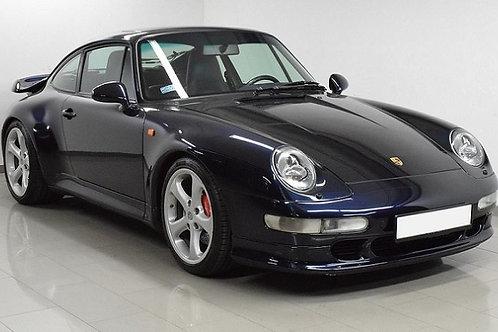 Porsche 993 Carrera 4S  285 cv