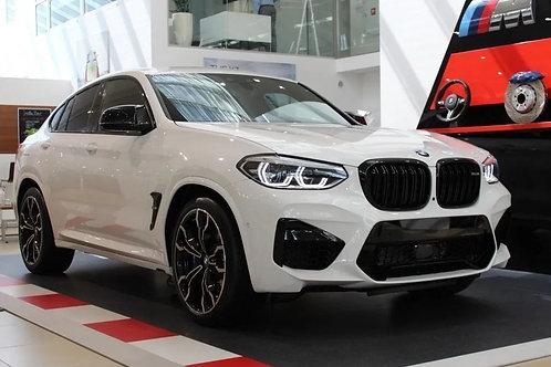 BMW X4 M40i 360 cv