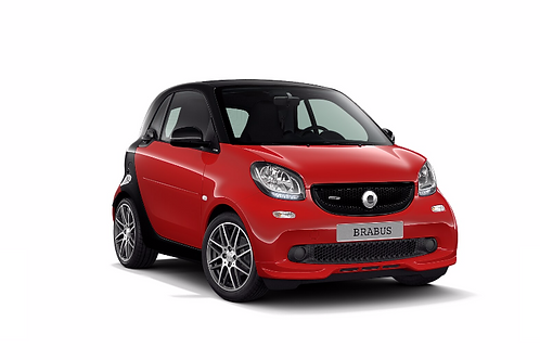 Coupe Fortwo Brabus 109cv