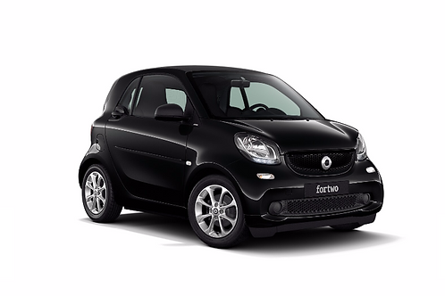 Coupe Fortwo Passion 71cv