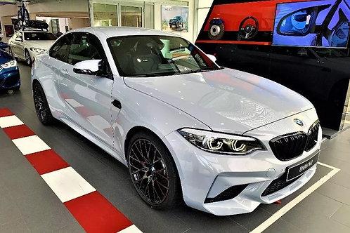 BMW M2 Competition Coupé 411cv