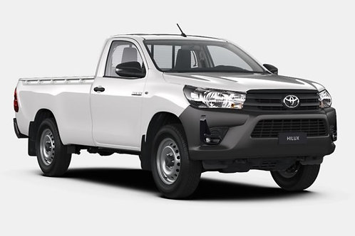Toyota Hi-lux Cabina Sencilla  GX 2.4D  6v (4x4) 150 cv
