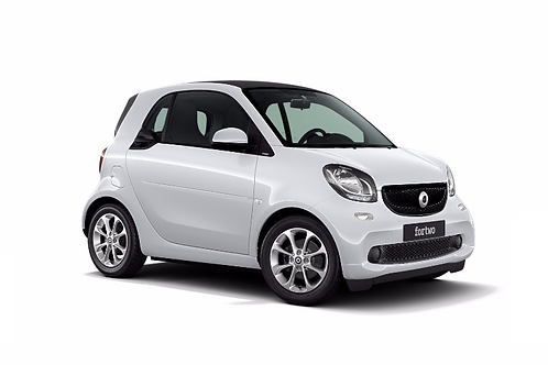 Coupe Fortwo Passion 90cv