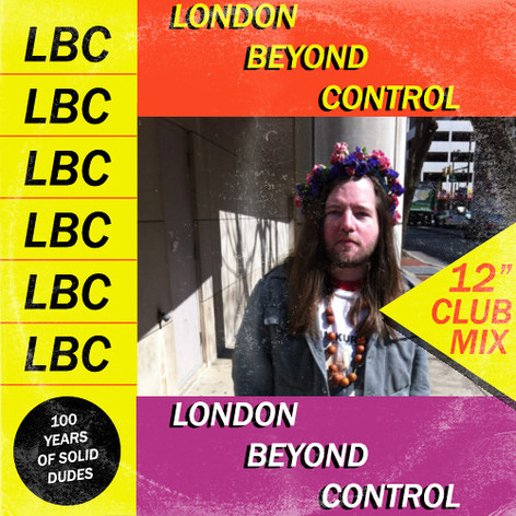 LONDON BEYOND CONTROL - [SELF-TITLED]