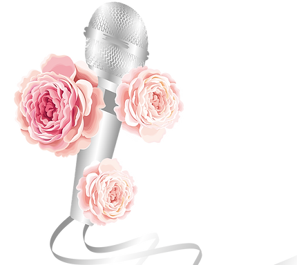 pink microphone and flowers.png