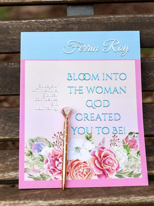 Bloom Journal  & Pen