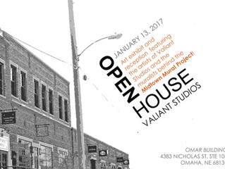Midtown Mural Project: OPEN HOUSE