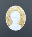 Connor McConnaughy-Graphite with Gold Le