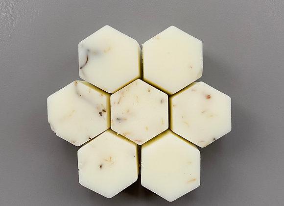Fresh Linen Hexagon Melts