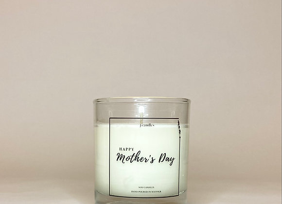 Lavender Mother's Day Candle
