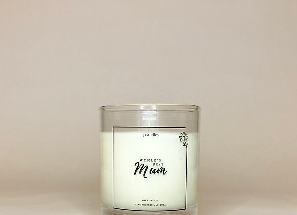 Jasmine Mother's Day Candle