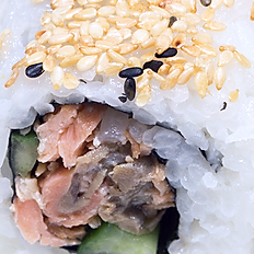 Salmon Inside Out