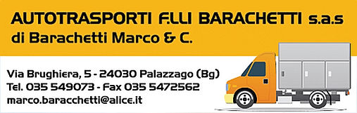 Autotrasporti F.lli Baracchetti S.a.s. -