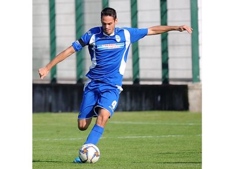 Pedrocchi nuovo giocatore di A.c. Ponte San Pietro, bentornato Jordan!