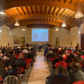 Un grande successo la serata di incontro formativo del 09/12/19!