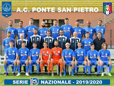 Pubblicate le foto ufficiali della prima squadra!