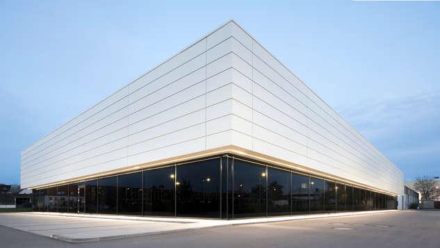 Guido Maschinenfabrik - Halle 18