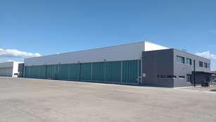 EADS - Flugzeughangar B-Testhalle