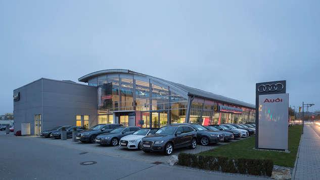 Audi - Zentrum