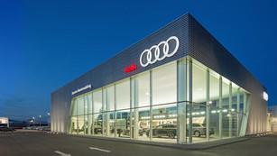 Audi - Terminal