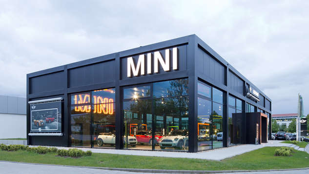 MINI Hofmann - Autohaus