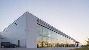 BMW - Gebrauchwagenzentrum