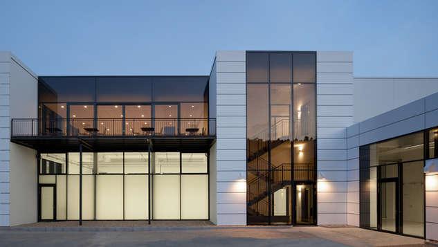 Hote - Sozialgebäude