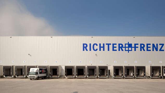 Richter + Frenzel - Logistikzentrum