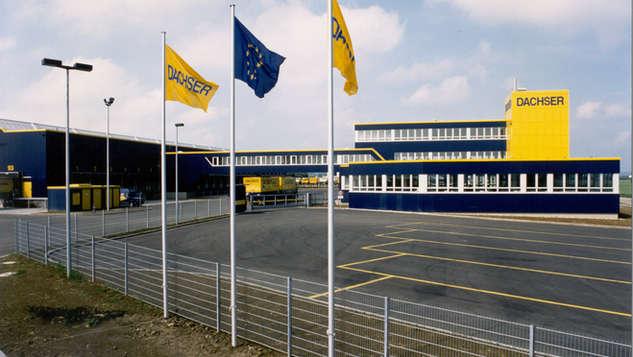 Dachser - Logistikzentren