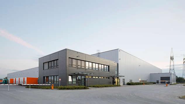 Lago A3 - Logistikzentrum
