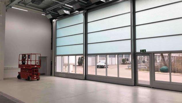 Airbus - Erweiterung Hangar E6