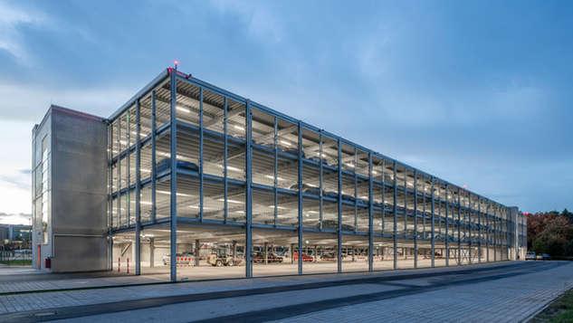 Airbus - Parkhaus