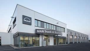 MAN - Truck & Bus Servicecenter