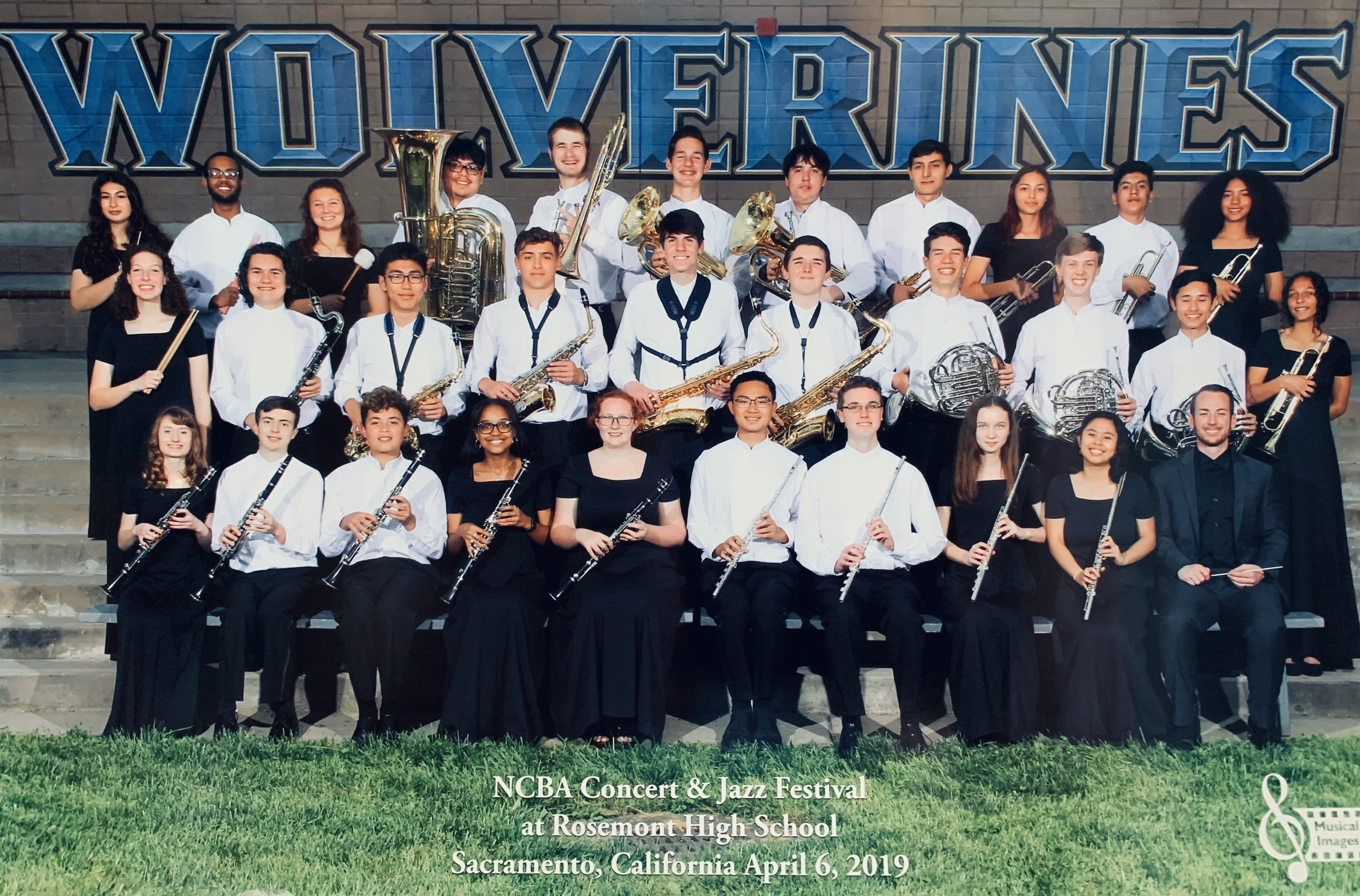 Rosemont Wind Ensemble 2019