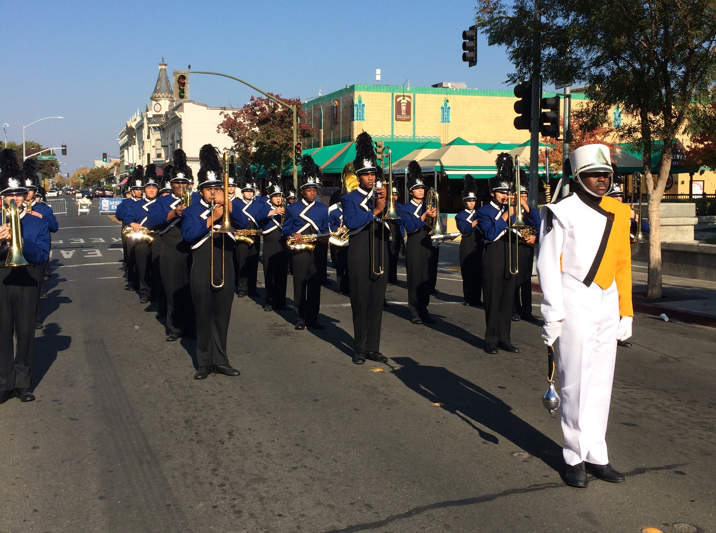 Rosemont Marching Band