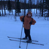Adventures at the Nordic Centre by Shara Bakos