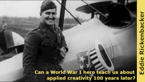 What can a World War I hero teach us about applied creativity in today's world?