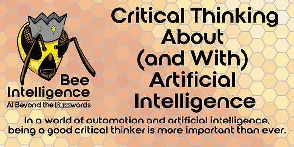 Critical Thinking About (and With) AI sm