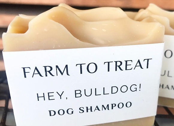 Hey Bulldog! Dog Shampoo