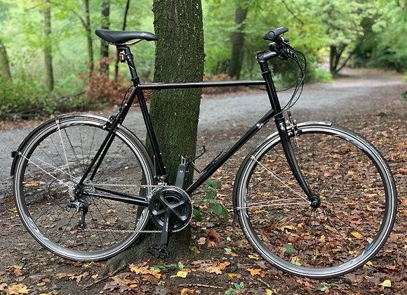 Flat Bar Performance Bicycle