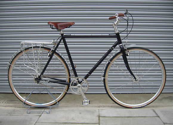 Bespoke Steel Frame Touring Bike