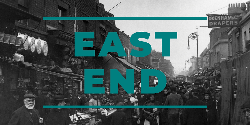 East End - The Cradle of Migration