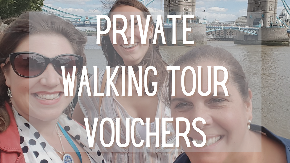 Private Walking Tour Voucher