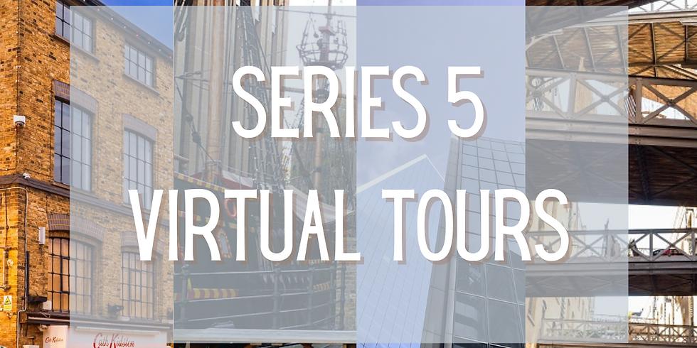 Full Membership - Virtual Tours Series 5